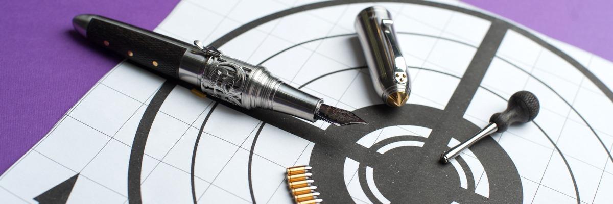 Montegrappa Revolver